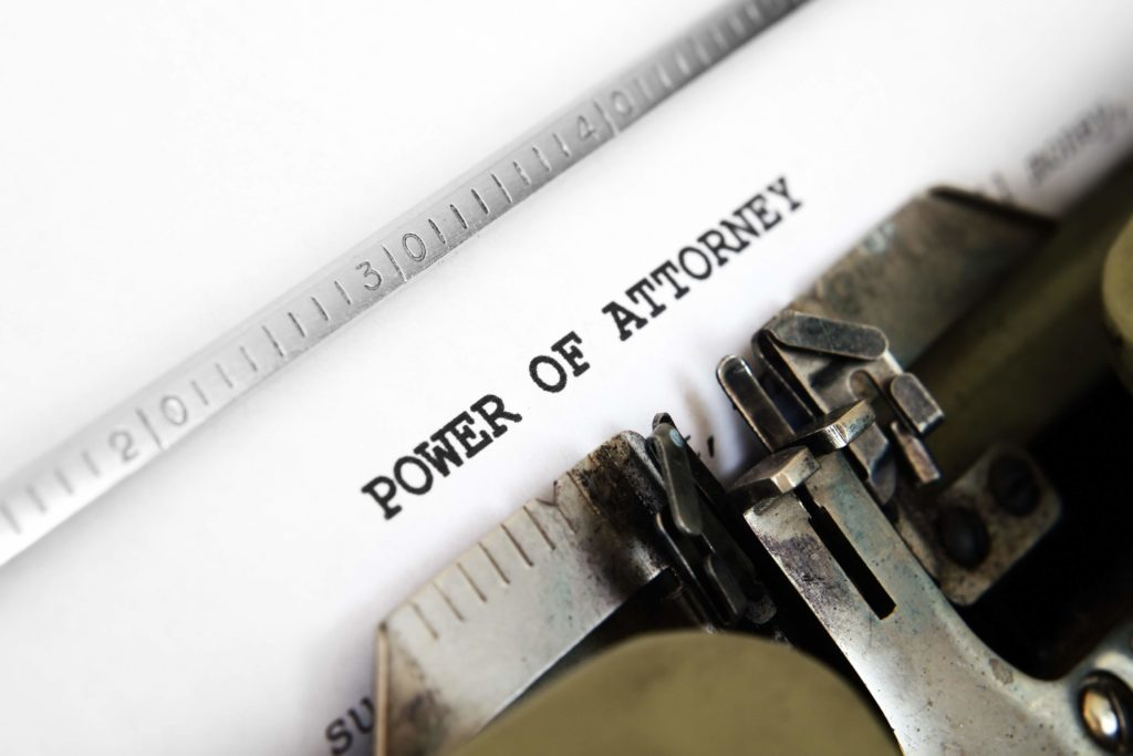 Utilizing Powers Of Attorney In Real Estate Transactions Berlin - Real estate legal documents
