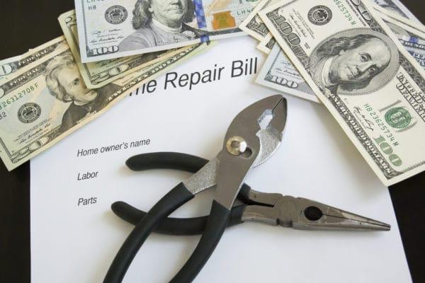 Seller Repairs